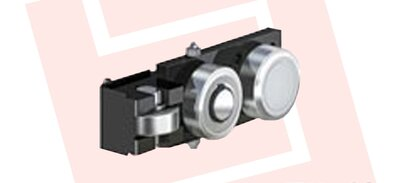 Adjustable bearing unit type JT
